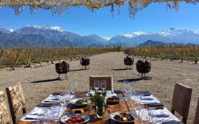 Colombia & Argentina Wine and Cultural Talk