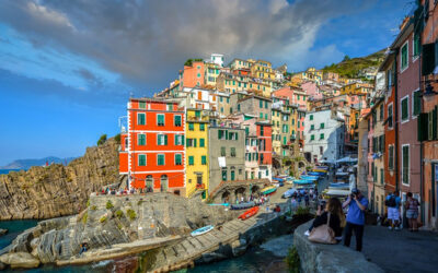 The Most Vibrant Places in the World